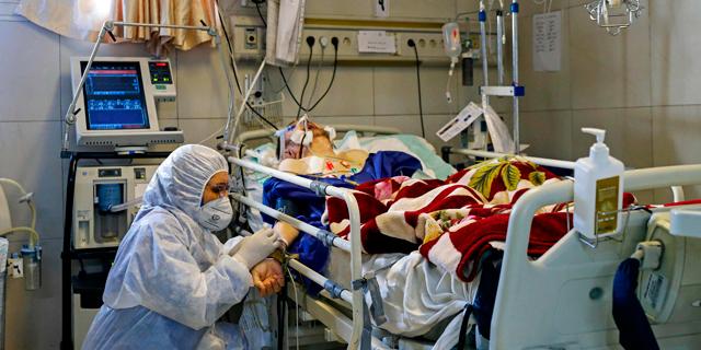 איראן חצתה את רף ה-100 אלף נדבקים בקורונה