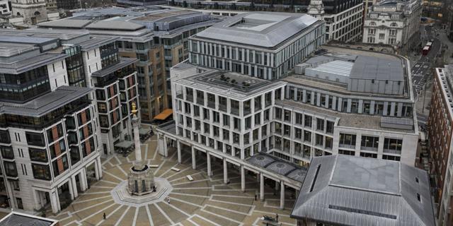 בורסת לונדון, צילום: בלומברג