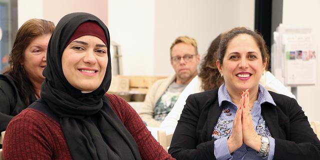 נשים ערביות. שיעור השתתפות נמוך בעבודה, צילום: נשים מבשלות דיאלוג