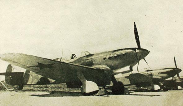 יאק 1, מטוסה של ליטביאק