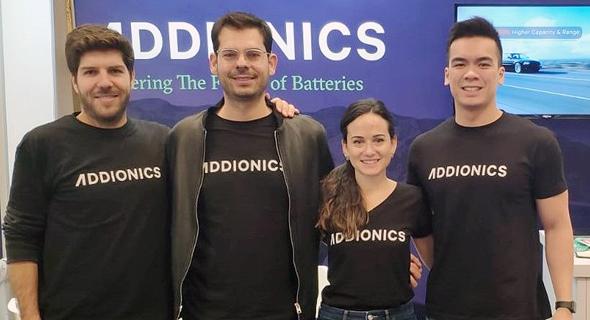 Addionics executive team. Photo: Addionics