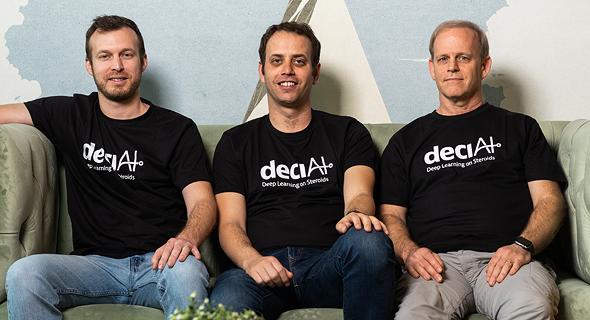Deci's co-founders. Photo: Deci.AI