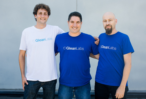 Glean Labs' executive team. Photo: Glean Labs