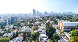 שכונת רמת החייל בתל אביב זירת הנדלן, צילום רחפן: עמיר טרקל