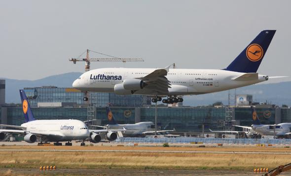 חברת תעופה לופטהנזה קורונה, צילום: ויקימדיה