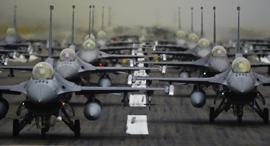 F-16. Photo: Staff Sgt. Joshua R. M. Dewberry