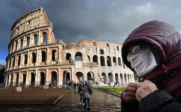 מגיפת הקורונה באיטליה