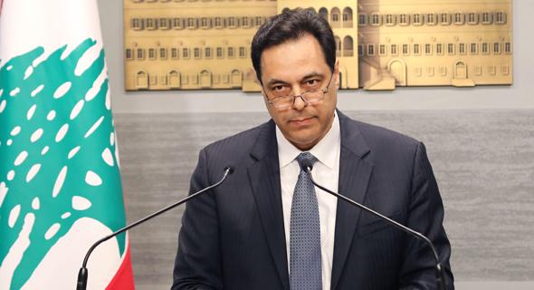 ראש ממשלת לבנון, חסן דיאב