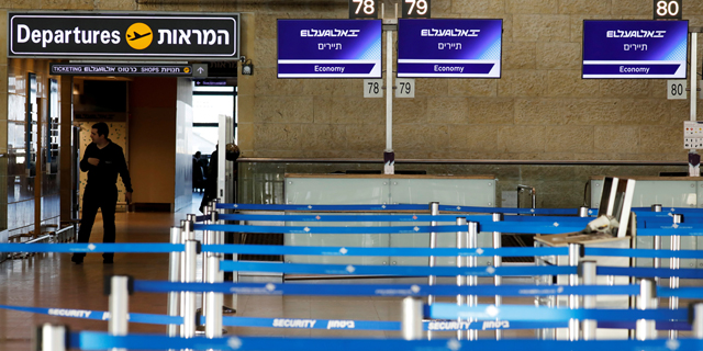 El Al Cuts Flights Down to Just Four Per Day