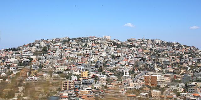 אום אל פאחם, צילום: אביגיל עוזי