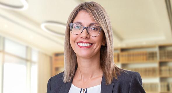 """עו""""ד חדוה כהן-הרמתי, שותפה במחלקת הליטיגציה במשרד מ.פירון, צילום: איל מרילוס"""