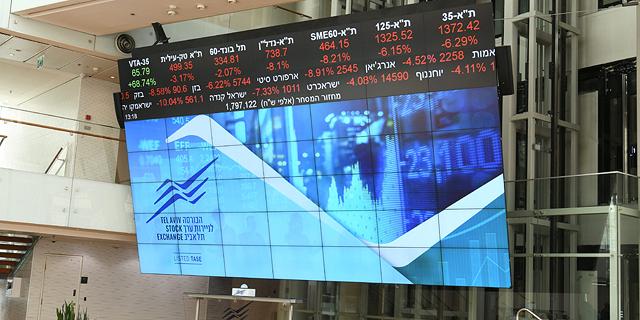 מניות לווייתן צנחו ב-11% וגררו את הבורסה לירידות