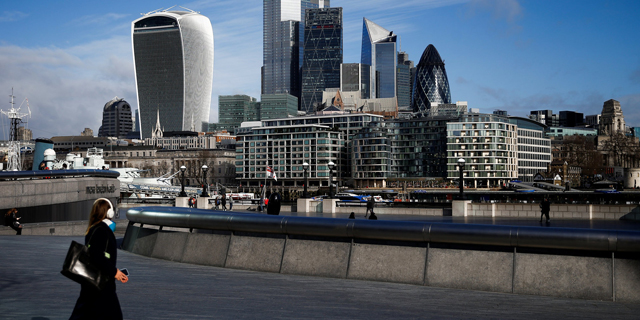 לונדון, בריטניה, צילום: רויטרס