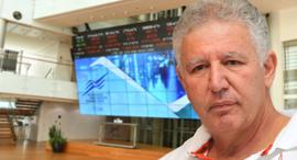 גילעד אלטשולר בורסה הבורסה לניירות ערך ירידות שערים קורונה וירוס, צילום: אוראל כהן, יאיר שגיא
