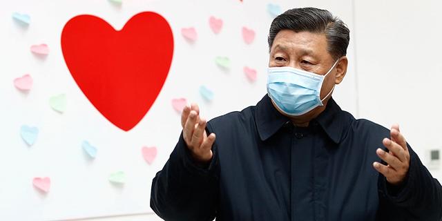 נשיא סין שי, צילום: איי פי