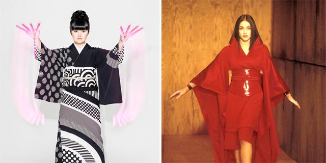 קימונו לדור ה־Z: פריחתו של הלבוש הלאומי היפני
