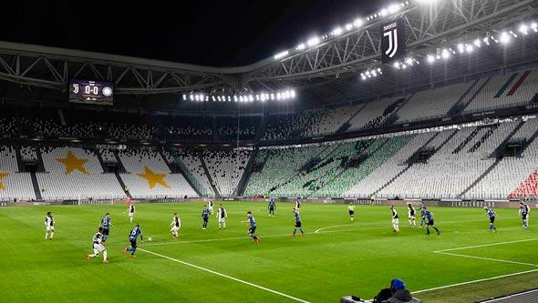 כדורגל באיטליה ללא קהל, קצת אחרי התפרצות המגיפה