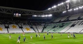 כדורגל איטלקי בימי קורונה, צילום: איי פי