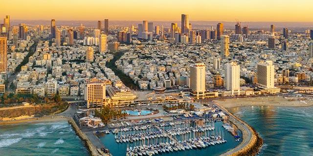 תל אביב זירת הנדלן , צילום: שאטרסטוק