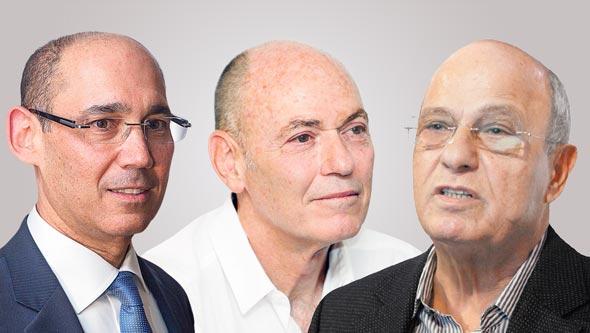 מימין שלמה אליהו רוטר ו אמיר ירון, צילומים: עמית שעל , אוהד צויגנברג, אוראל כהן