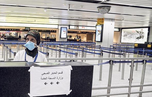 נמל תעופה ריק בלבנון