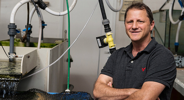 Professor of environmental and water sciences at BGU, Amit Gross. Photo: Dani Machlis
