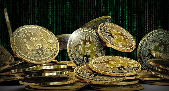 ביטקוין bitcoin, קרדיט: pixabay
