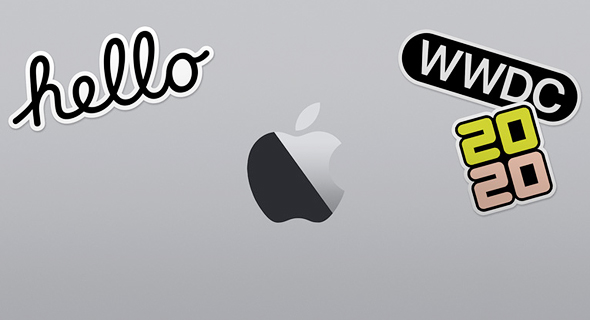 WWDC2020 אפל 2, צילום: אפל