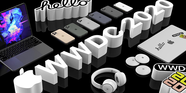 WWDC2020, צילום: אפל