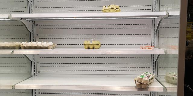 המחסור בביצים: משרד החקלאות מנסה לזרז את הגעת האוניות