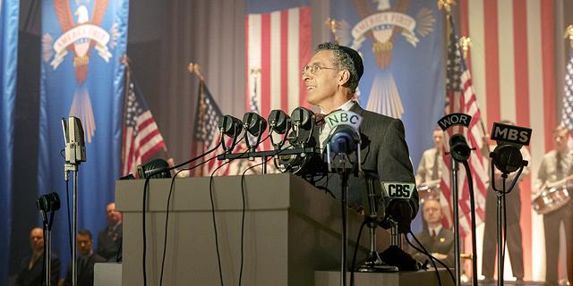 """הסדרה """"הקנוניה נגד אמריקה"""" מצביעה על עליית האנטישמיות בארה""""ב"""