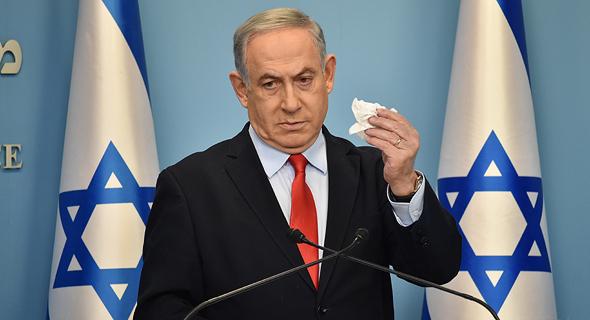 ראש הממשלה בנימין נתניהו, צילום: יואב דודקביץ