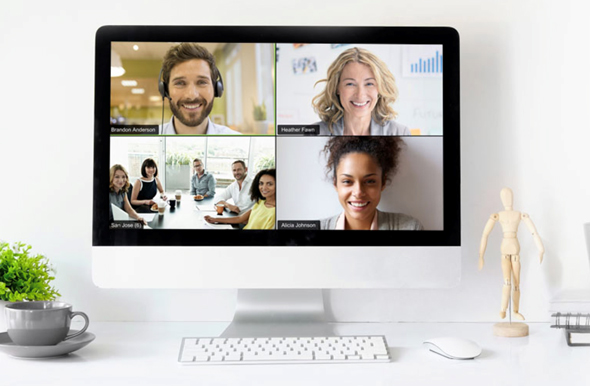Zoom פגישות וישיבות בוידאו
