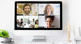 Zoom פגישות וישיבות בוידאו, צילום: Jolt