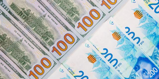 אנליסטים בשוק המטח סקפטיים לגבי הצלחת בנק ישראל לטווח הארוך בניסיונותיו לצמצם את חוזקו של השקל לעומת הדולר, צילום: שאטרסטוק