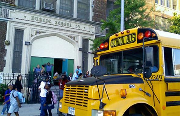 אוטובוס תלמידים