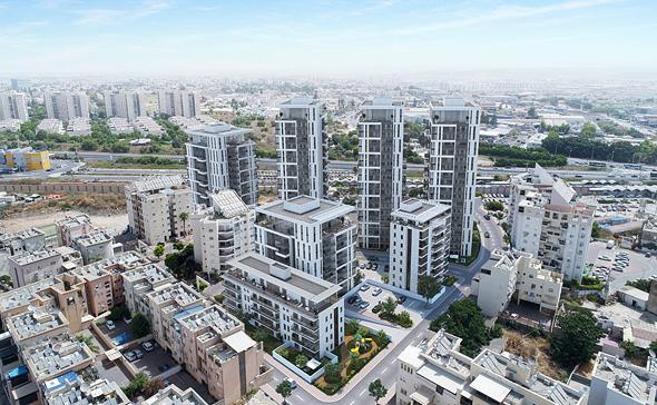 פרויקט פרי סנטרו. איכות חיים של שכונה מבודדת, עם נגישות למוקדים המרכזיים של העיר