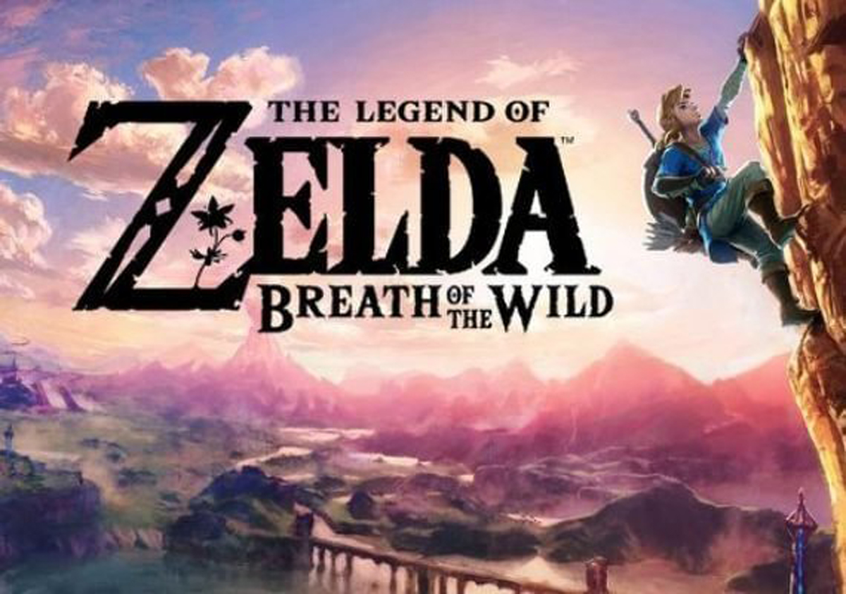 the legend of zelda berath of the wild - Nintendo