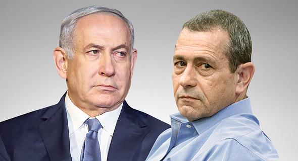 Israel Prime Minister Benjamin Netanyahu and Israel Security Agency head Nadav Argaman. Photo: Ohad Zwigenberg and Elad Gershgoren