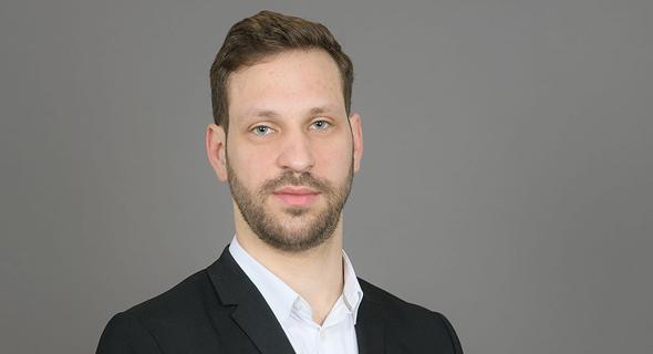 Eyal Hoffman. Photo: Israeli Hadari
