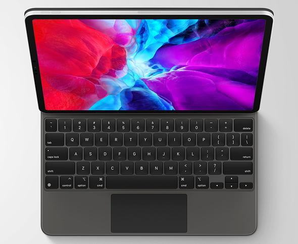 מקלדת האייפד פרו החדשה, צילום: Apple inc