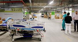 The new Emergency Ward at Sheba Medical Center. Photo: Shaul Golan
