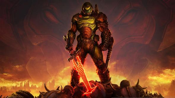 משחק Doom Eternal, צילום: XBOX