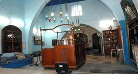 בית כנסת יוסף קארו בצפת, צילום: אפי שריר