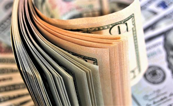 דולרים, צילום: pixabay