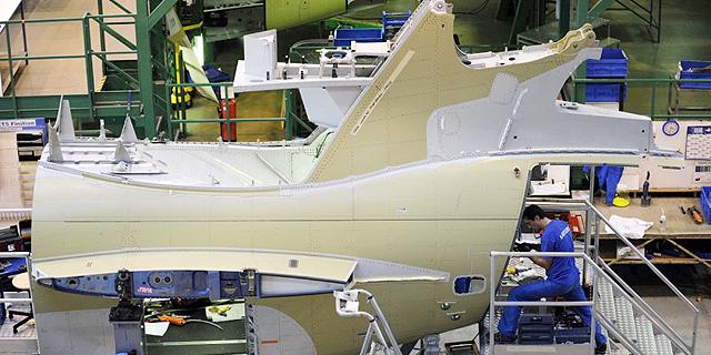 איירבוס משהה תוכניות: לא תפתח קו ייצור נוסף בטולוז