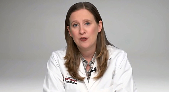 """ד""""ר אמילי לאנדון. """"סגר מוצלח פירושו שתרגישו שהיה מיותר"""""""