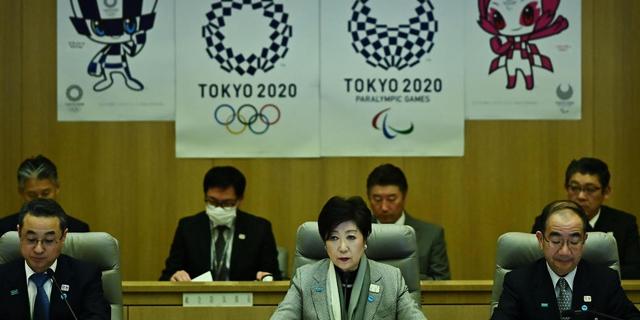 אולימפיאדת טוקיו תידחה, רק מעכבים את ההודעה