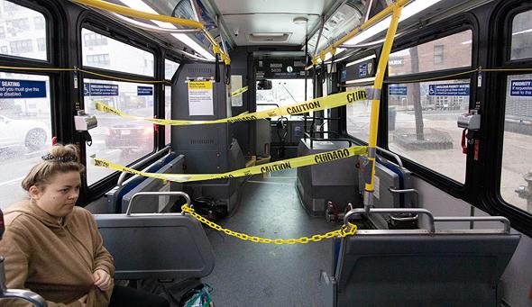 אוטובוס ריק בניו יורק