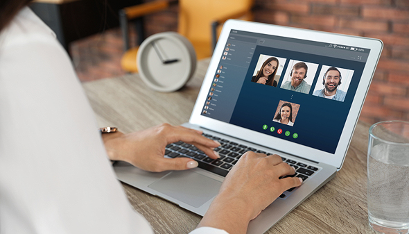 Video call (illustration). Photo: Shutterstock
